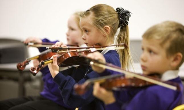 Оркестр фото для детей
