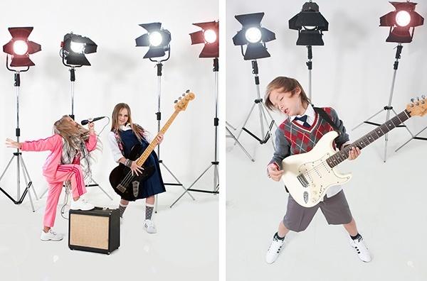Бесплатные уроки в студии «Фабрика Музыки»   Дети в городе Харьков