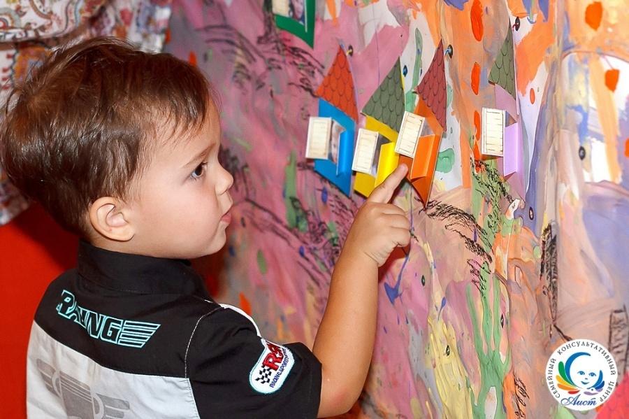 Детский сад «Аистенок» отметил свой первый день рождения