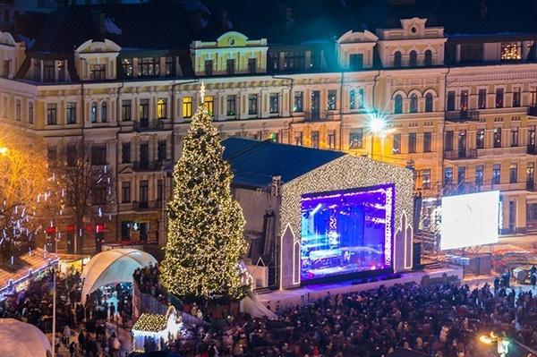 Новогодний тур по Киеву от «Украина-Тур». 26 - 27 декабря