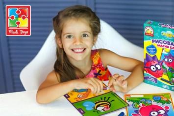 Vladi Toys – творчество для развития малышей