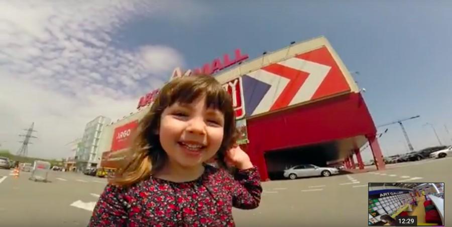 Видеоблог маленькой Анжелики. Ревизия детских заведений от самых требоватеьных клиентов!