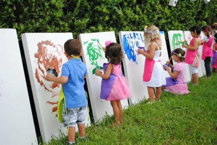 """Творческая встреча для детей """"Мы все разные"""""""