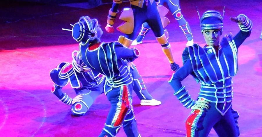 Что особенного в цирке?