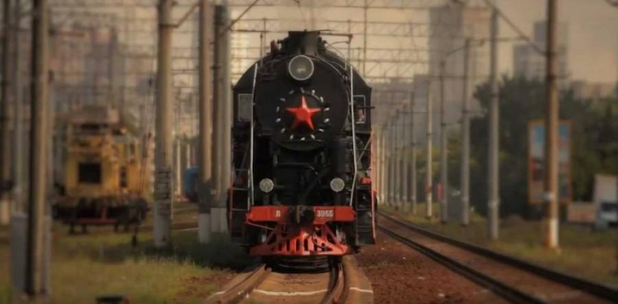 Праздничная экскурсия на ретропоезде