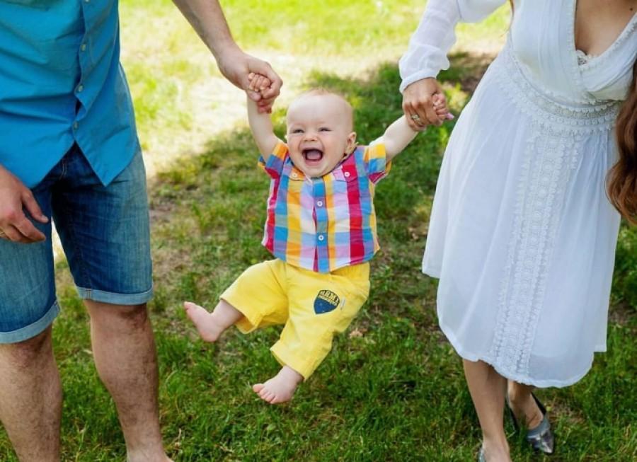 Зеленые места для отдыха с ребёнком в Киеве