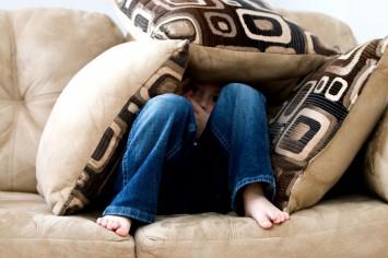 «Я боюсь»: как побороть детские страхи