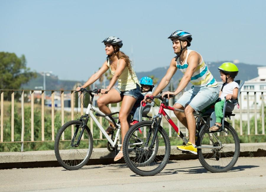 Где покататься на роликах и велосипеде: лучшие локации Харькова