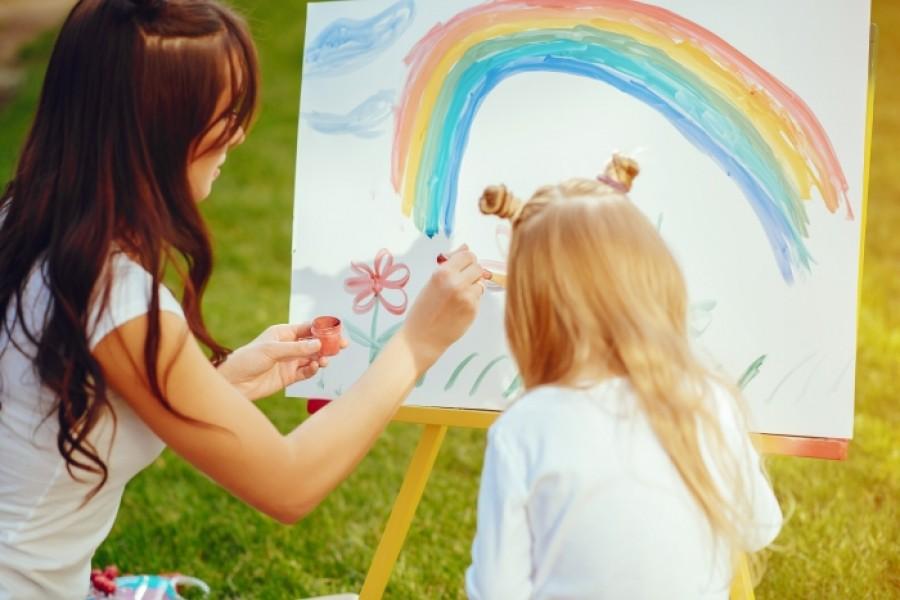Творческое развитие ребёнка