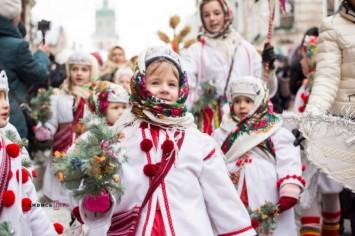 Рождественские колядки и щедривки для детей