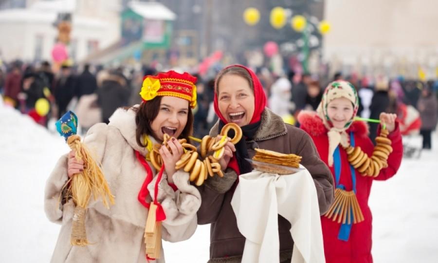 Масленица в Днепре: где весело погулять и поесть вкусных блинов