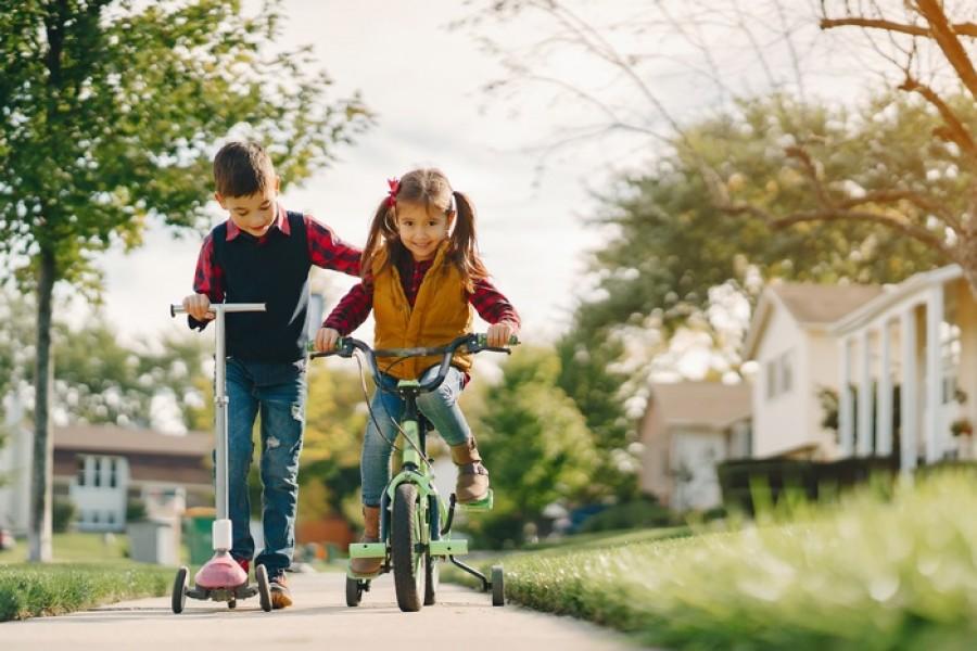 Как правильно выбрать детский велосипед: топ-5 полезных советов