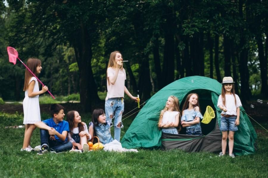 Топ-10 причин отправить ребёнка в летний лагерь