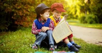 Прививаем с детства: как научить ребенка любить книги