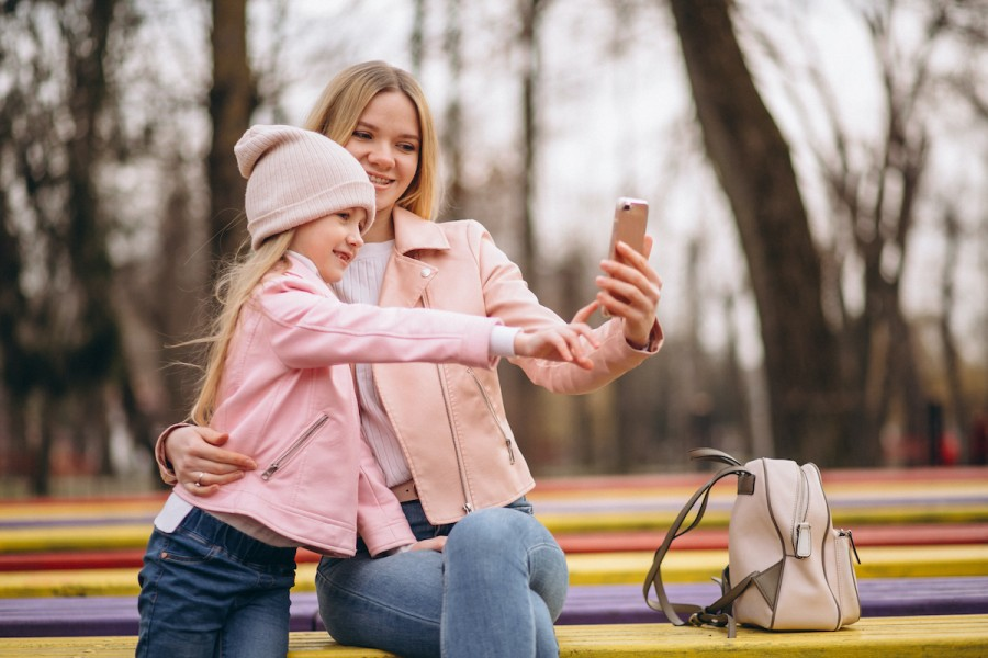 Instagram-родительство, или дети напоказ