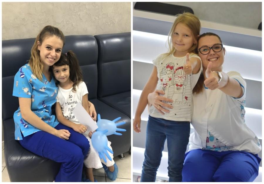 Детская стоматология в Киеве: кому доверить молочные зубки?