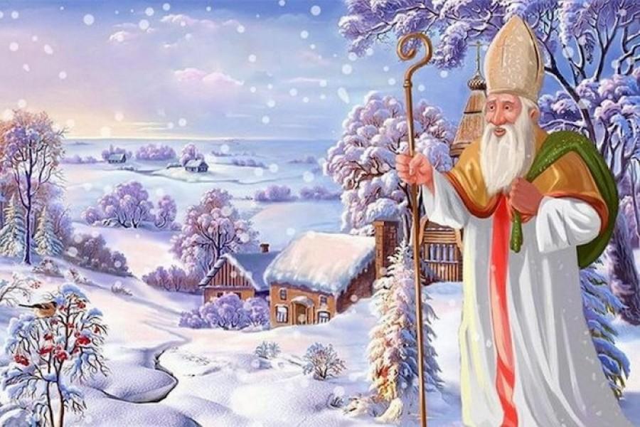 Стихи ко Дню Святого Николая: подборка поэзии для детей