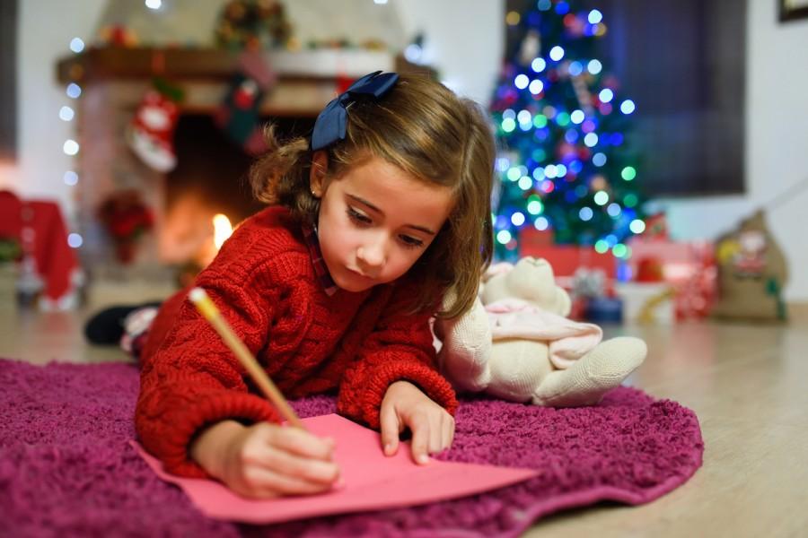 Как написать письмо Святому Николаю: полезные советы для детей