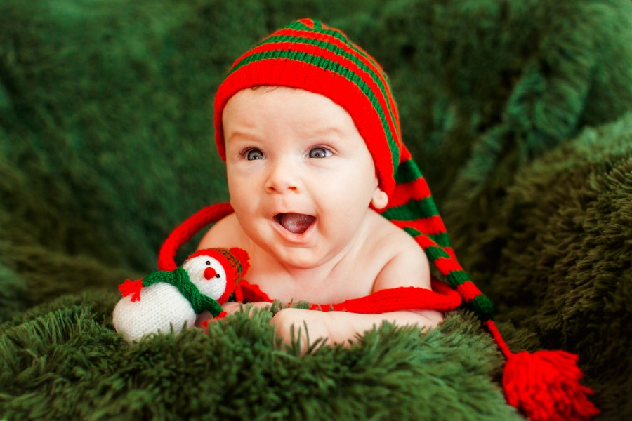 Новогодний праздник: в каком возрасте можно идти с ребенком на «елку»