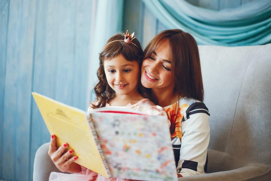 Читаем детям: советы, которые помогут привить ребенку любовь к чтению