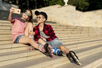 TikTok и Snapchat: что нужно знать родителям о молодежных соцсетях