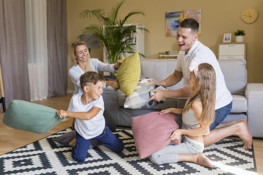 Игры с детьми: топ-6 советов, как научиться ценить время, проведенное с ребенком