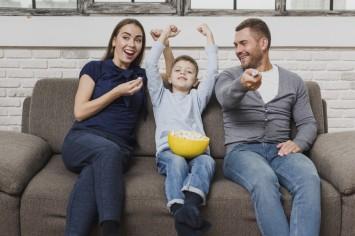 Семейные фильмы: что посмотреть с детьми на карантине