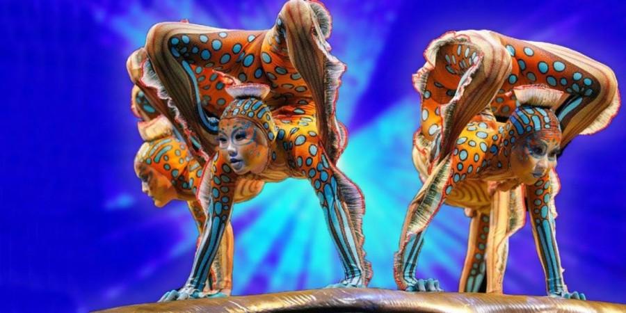 Легендарный «Цирк дю Солей» выложил записи своих спектаклей в открытый доступ