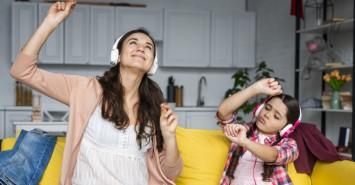 Школа для родителей: как привить ребенку музыкальный вкус