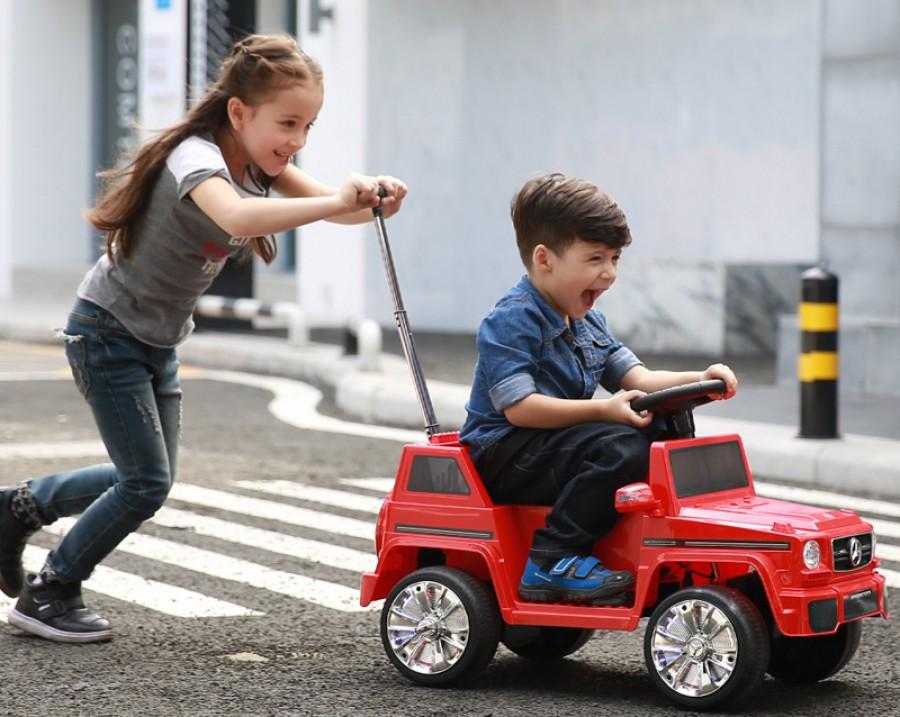 ТОП 7 самых популярных электромобилей для развития детей