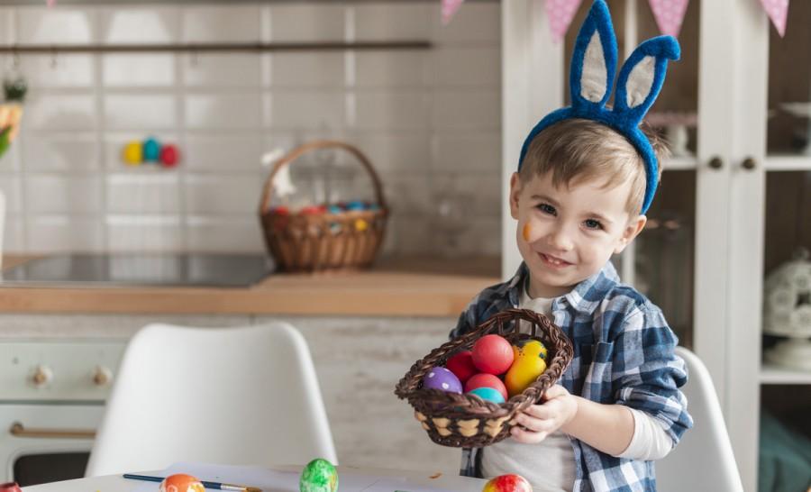Пасха дома: как весело отпраздновать праздник на карантине с детьми