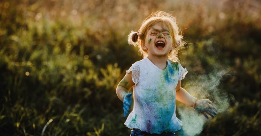 Как сформировать позитивное мышление у детей: полезные игры и важные вопросы