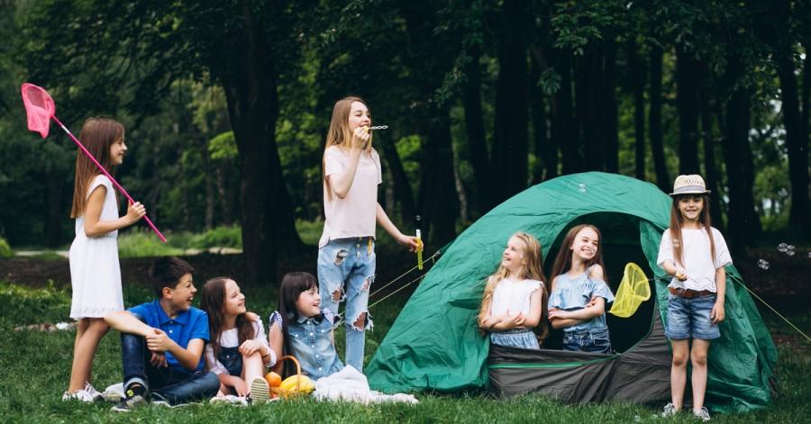 Активное лето: как подготовить и собрать ребенка в летний лагерь