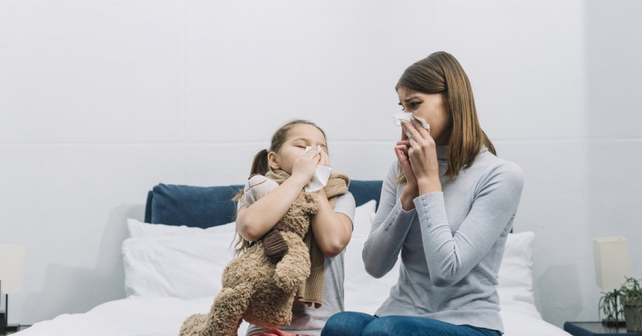 Сезон аллергии: как распознать и как спасаться