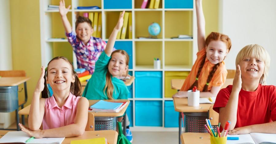 Как подружить и объединить детей в классе