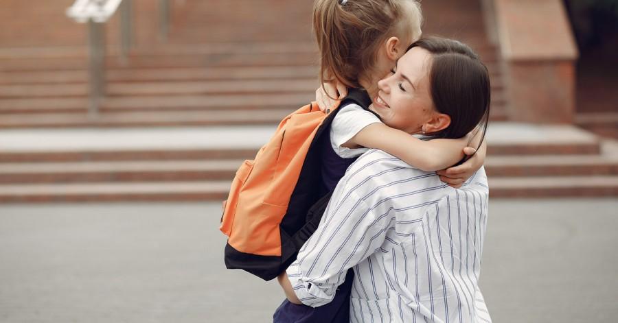 Как научить ребенка самостоятельно собираться в школу