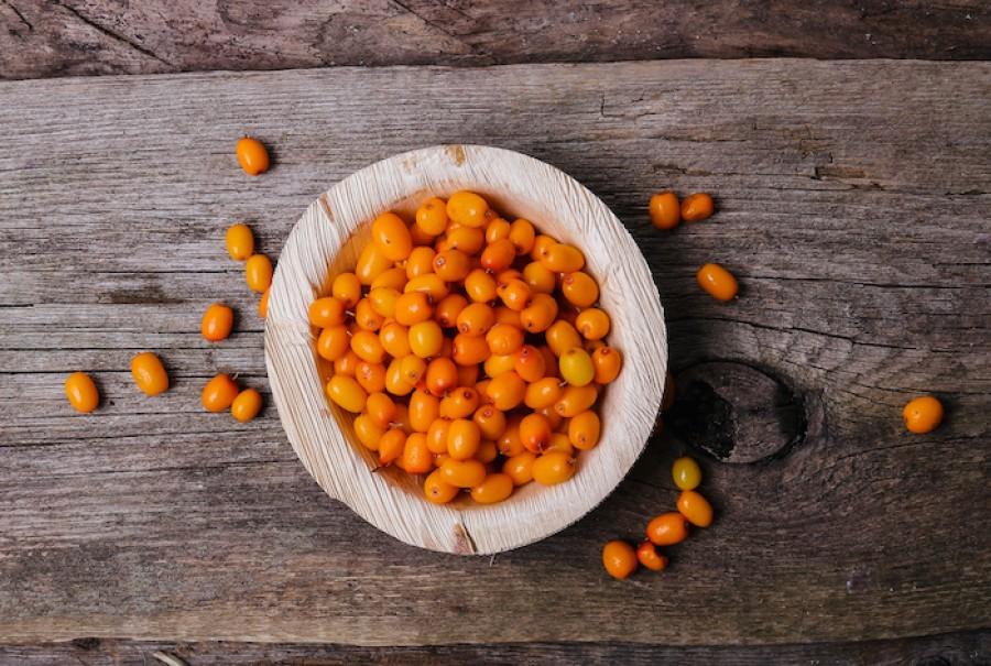 Витаминная осень: топ-5 самых полезных ягод и рецепты с ними