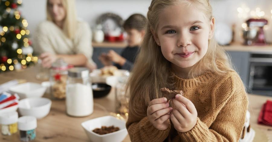 Новогоднее меню на 2021, которое можно приготовить с детьми