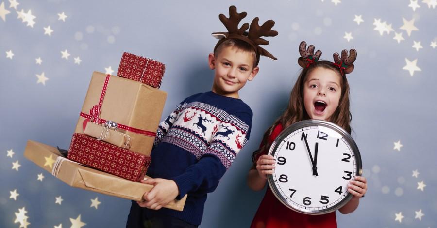 Новый год и Рождество без затрат: как подарить ребенку праздник и не разориться