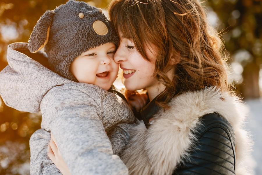 Как правильно одеть новорожденного ребенка зимой?