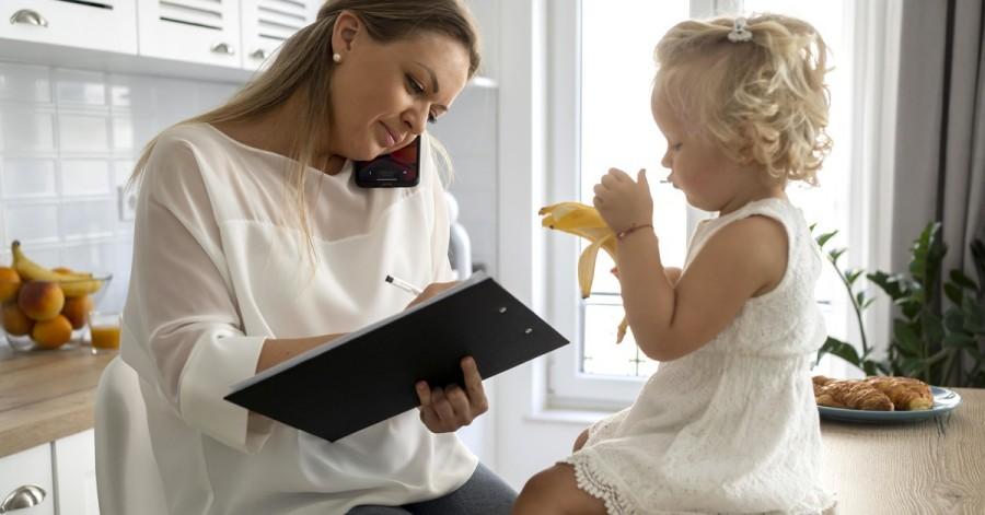 Чем занять ребенка мамам, которые работают на удаленке