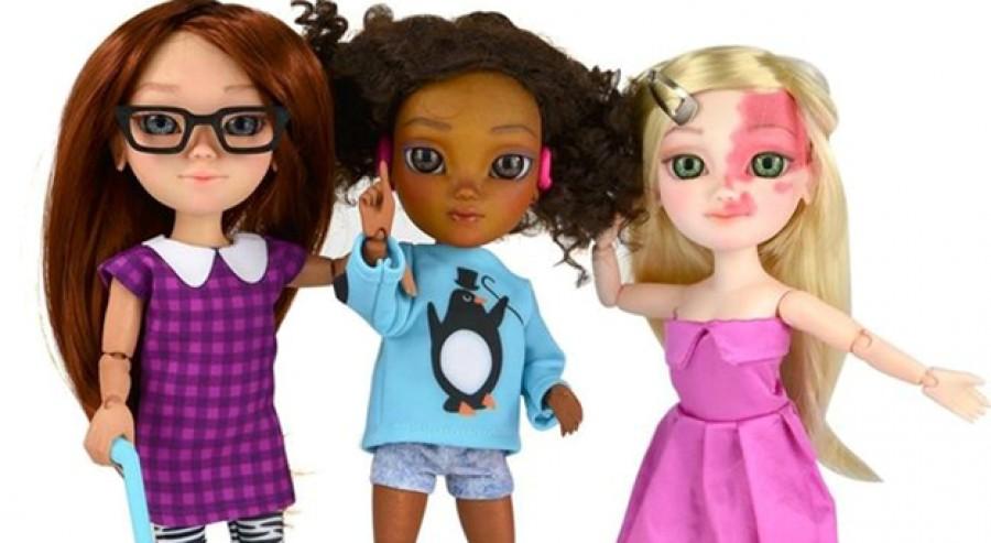 Инклюзивные игрушки: чем они полезны детям