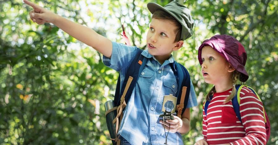 Собираем ребенка в детский лагерь: список вещей и рекомендации для родителей