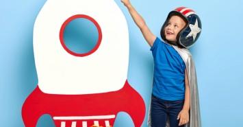 Топ-9 фильмов и мультфильмов про космос и будущее, которые можно посмотреть с детьми