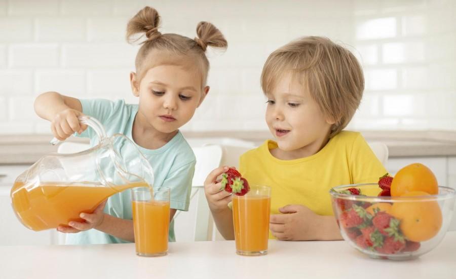 Летние напитки: топ-7 рецептов для детей