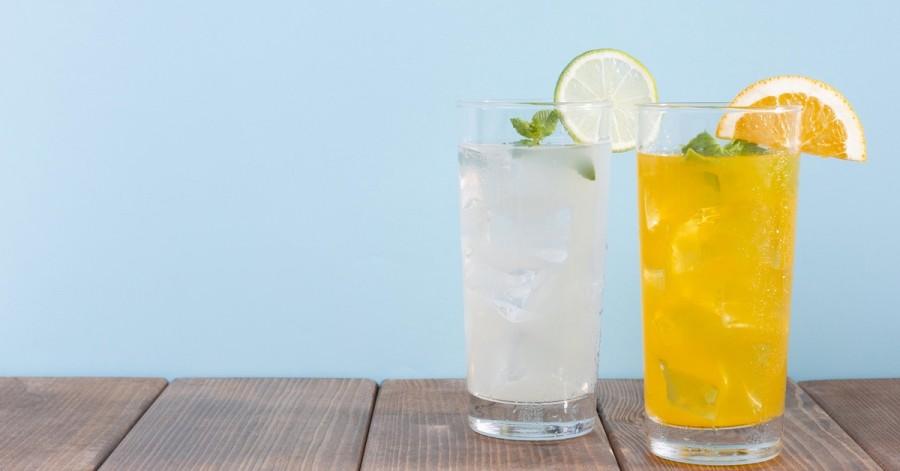 Топ-5 рецептов домашних лимонадов