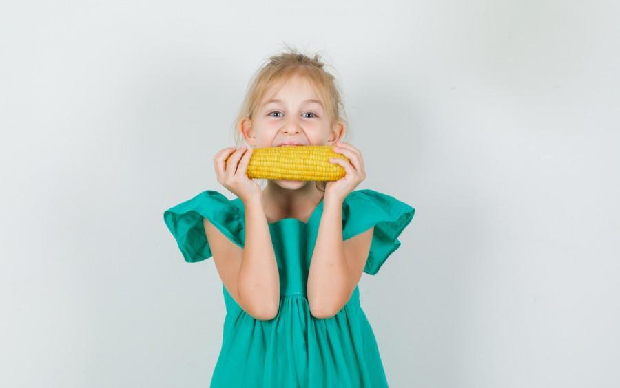 Кукуруза для детей: когда можно давать
