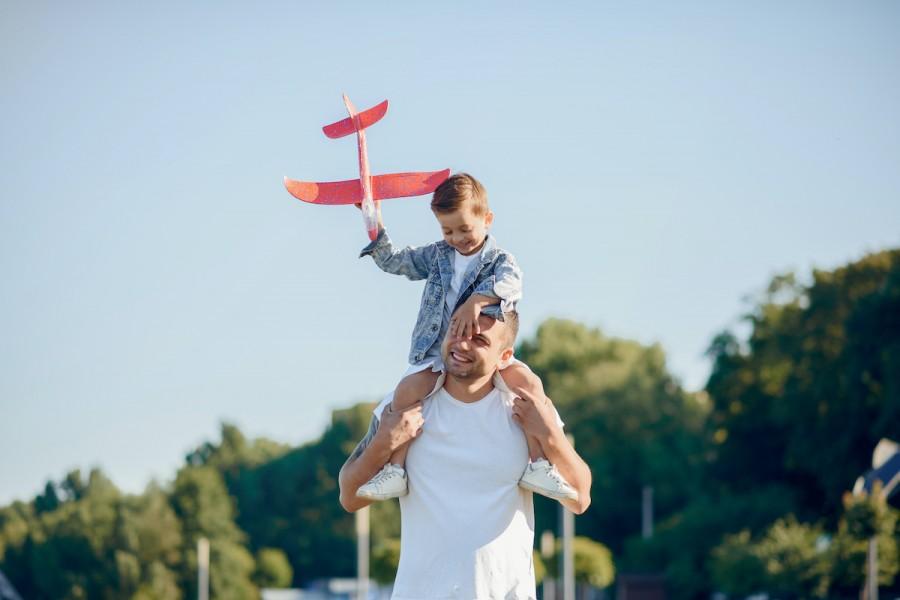 Папина копия: вещи, которые ребенок «получает в наследство» от отца