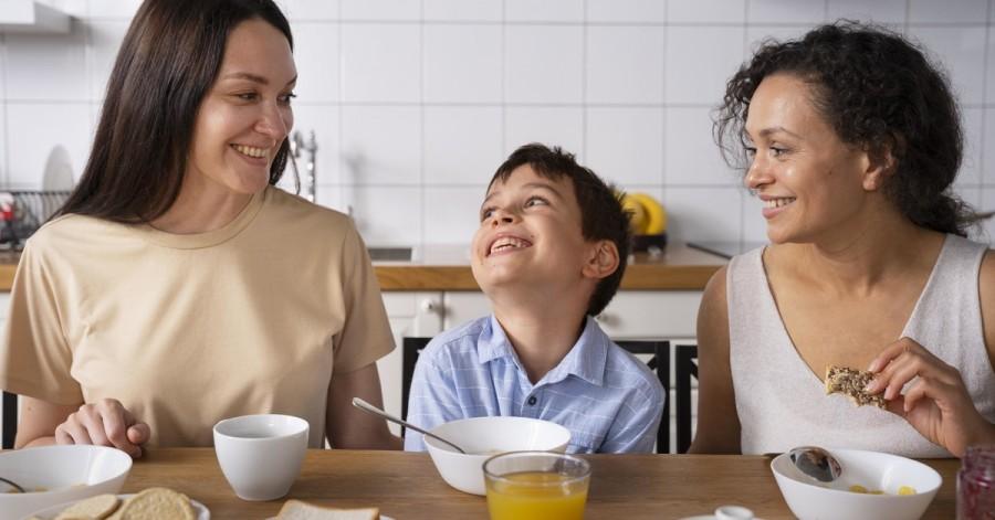 Топ идей для семейных завтраков