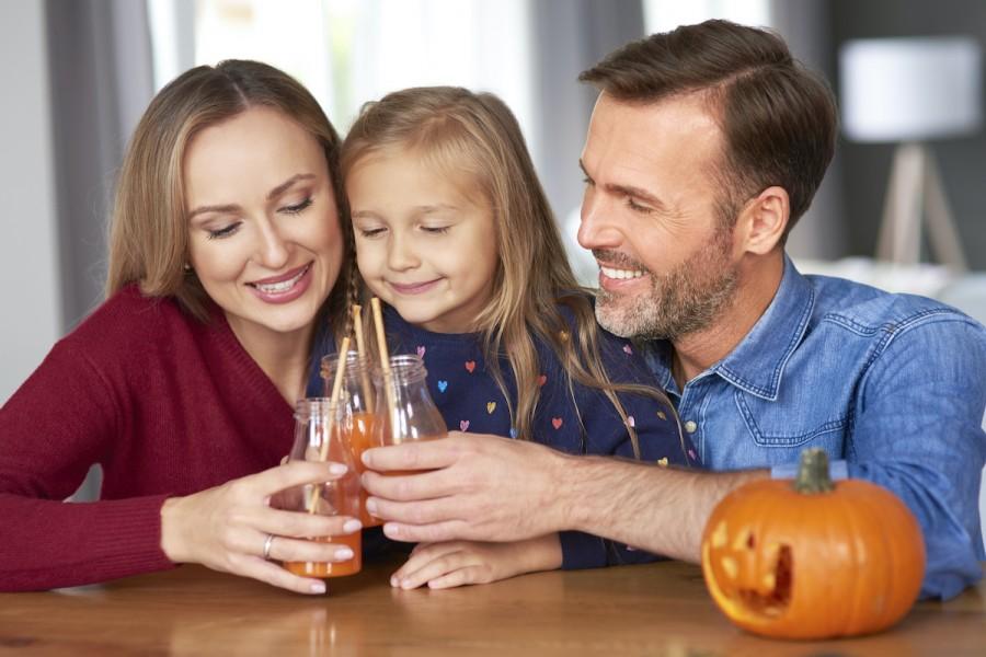 Топ-5 напитков из тыквы для детей